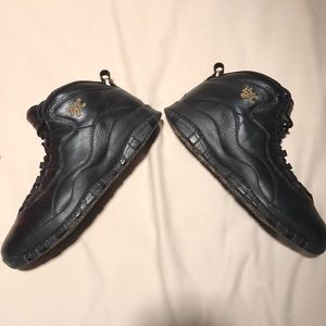 Jordan 10 worn a couple times in greate condition